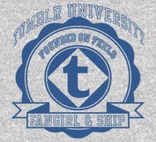 Tumblr University  by AdvOfRoadkill
