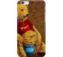 Pooh iPhone Case/Skin