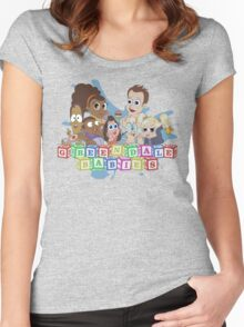 Greendale Babies Women's Fitted Scoop T-Shirt