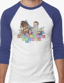 Greendale Babies Men's Baseball ¾ T-Shirt