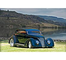 1937 Ford 'Vicky' Photographic Print