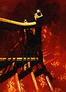 Descent into the Inferno by RC deWinter