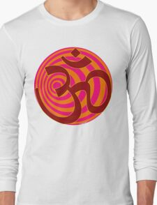 Om Symbol T-Shirt Long Sleeve T-Shirt