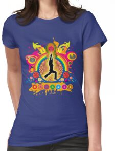 Namaste T-Shirt Womens Fitted T-Shirt