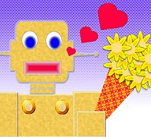 Love Me, I'm a Bot by Almdrs