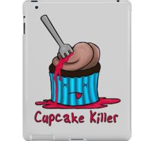 Cupcake Killer iPad Case/Skin
