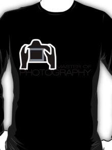 Master Of Photography T-Shirt T-Shirt