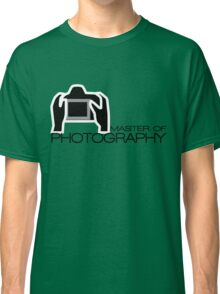 Master Of Photography T-Shirt Classic T-Shirt