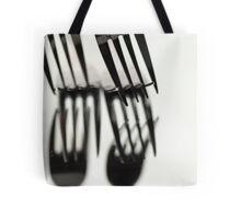 Fork It Tote Bag