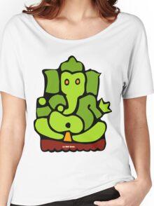 Green Ganesh T-Shirt Women's Relaxed Fit T-Shirt