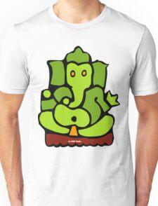 Green Ganesh T-Shirt Unisex T-Shirt