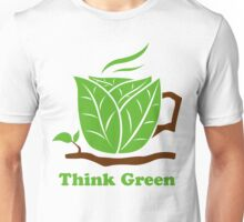 Think Green T-Shirt Unisex T-Shirt