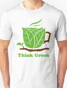 Think Green T-Shirt T-Shirt