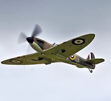 Supermarine Spitfire by PhilEAF92