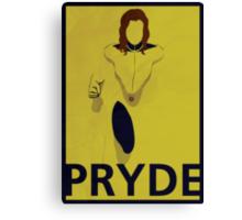 pryde Canvas Print