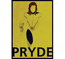 pryde Photographic Print