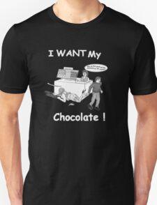Choccy Blues REV Unisex T-Shirt