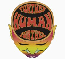 FurTher Human T-Shirt by mindofpeace