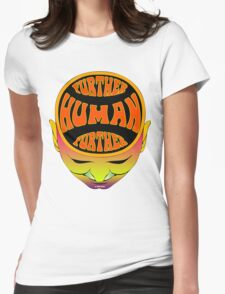 FurTher Human T-Shirt Womens Fitted T-Shirt