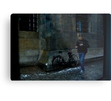 Bolletje Wit (Little white ball) Metal Print