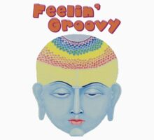 Feelin Groovy T-Shirt by mindofpeace