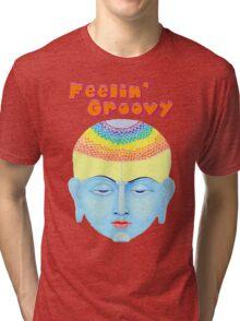 Feelin Groovy T-Shirt Tri-blend T-Shirt