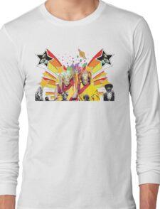 Dali Lama Spiritual Unity T-Shirt Long Sleeve T-Shirt