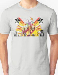 Dali Lama Spiritual Unity T-Shirt Unisex T-Shirt