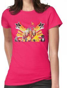 Dali Lama Spiritual Unity T-Shirt Womens Fitted T-Shirt