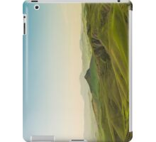 Sicily countryside iPad Case/Skin