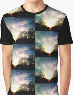 THE GLORY OF THE SETTING SUN Graphic T-Shirt