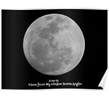 Moon 2-24-13 Poster