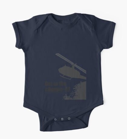 Quotes and quips - Choppa~ - light One Piece - Short Sleeve
