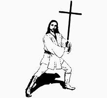 Jesus with Saber T-Shirt Unisex T-Shirt