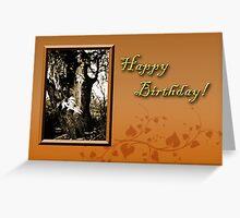 Birthday Willow Tree Greeting Card
