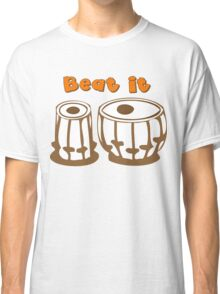 Tabla Drum Beat It T-Shirt Classic T-Shirt