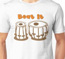 Tabla Drum Beat It T-Shirt Unisex T-Shirt