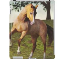 The Rearing Horse iPad Case/Skin