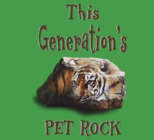 This Generation's Pet Rock One Piece - Short Sleeve