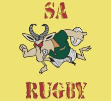SPRINGBOK RUGBY SOUTH AFRICA  Kids Clothes