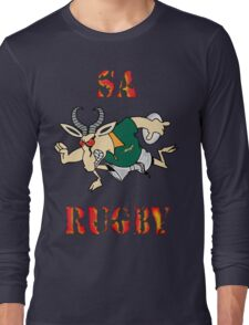 SPRINGBOK RUGBY SOUTH AFRICA  Long Sleeve T-Shirt