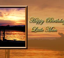 Birthday Little Man Pier by jkartlife