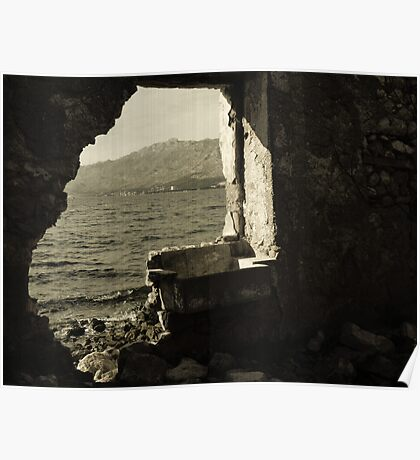 View of the Velebit Poster