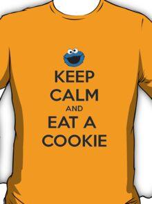 T-Shirt KeepCalm Cookie T-Shirt