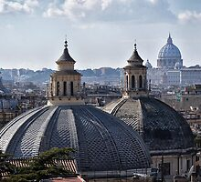 Roma Orizzonte by Michael Carter