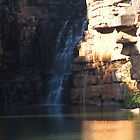 Waterfall, King George River, Kimberleys, WA by Fred1947