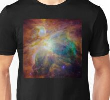Orion Nebula, space, astronomy, science, astrophysics Unisex T-Shirt