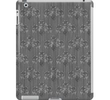 Victorian Floral Wallpaper Pattern iPad Case/Skin
