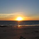 Sunset 1, Cable Beach, Broome, WA by Fred1947