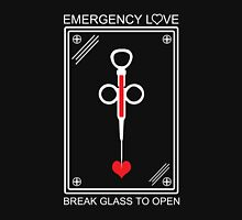 Emergency Love Unisex T-Shirt